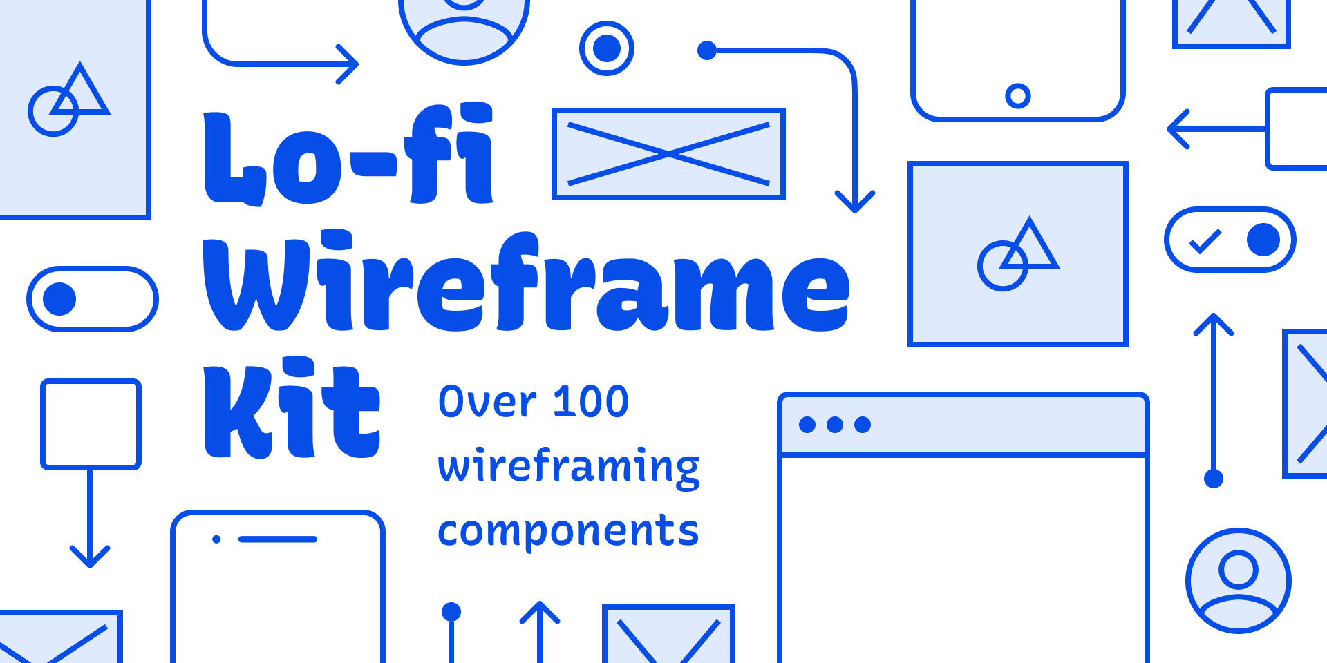 Detailed High Fidelity WireFrame Flow by Domenic on Dribbble